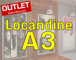 Tipografia.online locandine A3 outlet